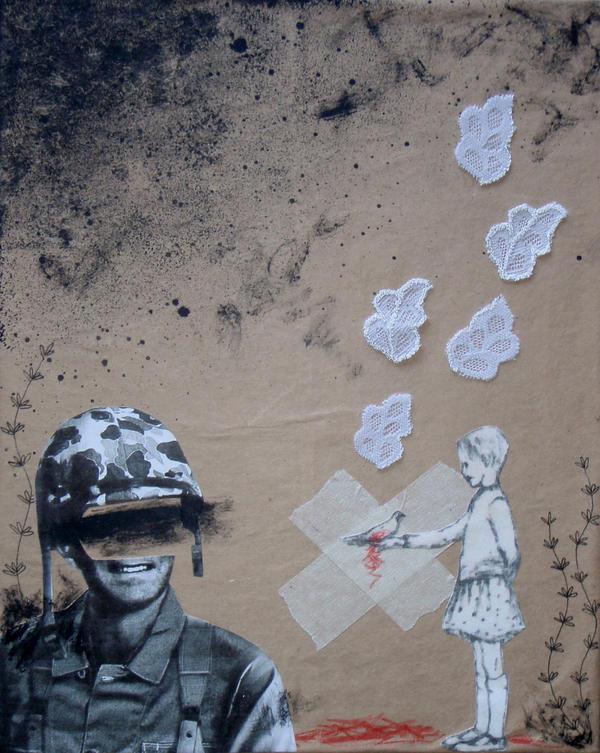 peace versus war essay