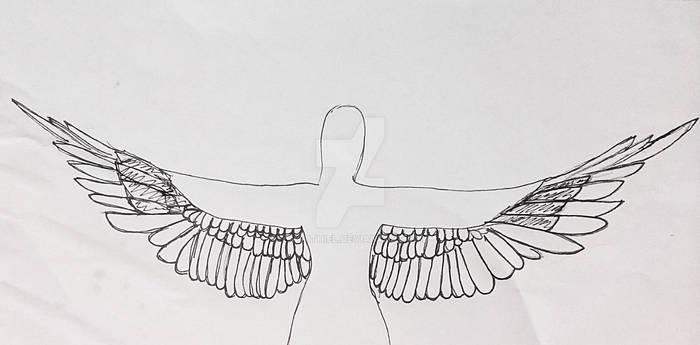 Mockingjay wings project