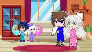 Icarus Jr. and Artemis meet their new siblings