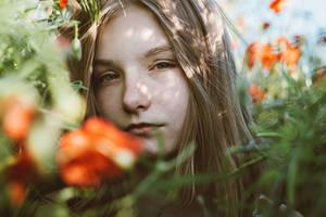 Poppy girl I by anylife