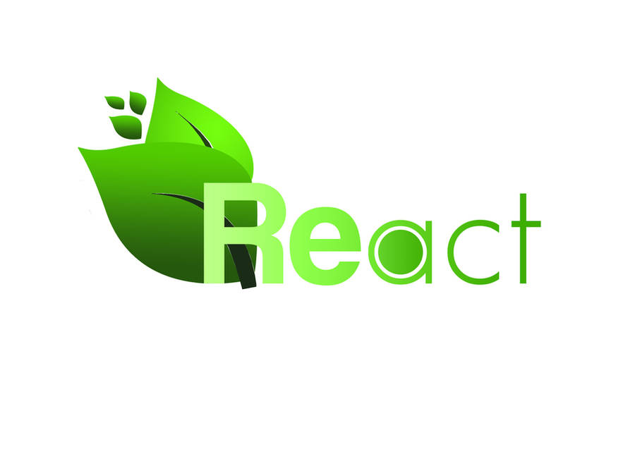 REACT logo design by Oliver240693
