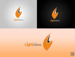 Light Ideas Logo by Oliver240693