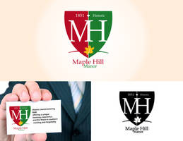 Maple Hill Manor Logo by Oliver240693