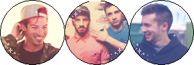Twenty One Pilots [Divider] (Request) by I-Stamps