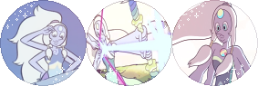 Opal [Divider] (Request) by I-Stamps