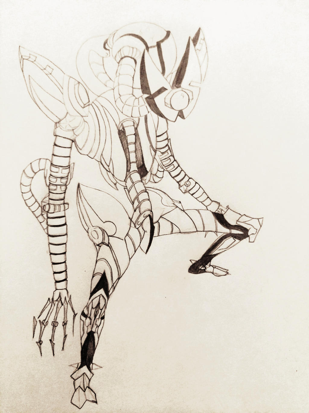 Long claw