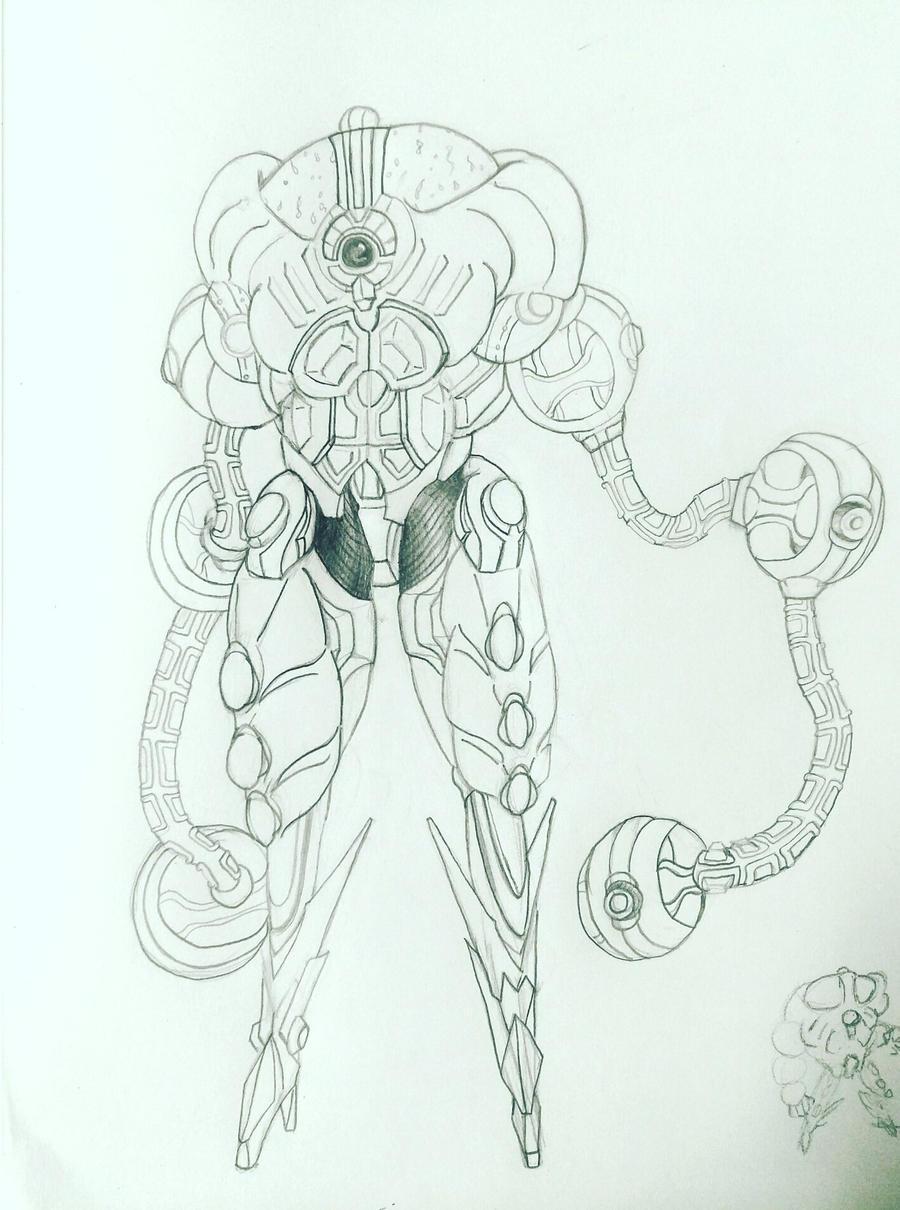 Metal Gear Boss Concept