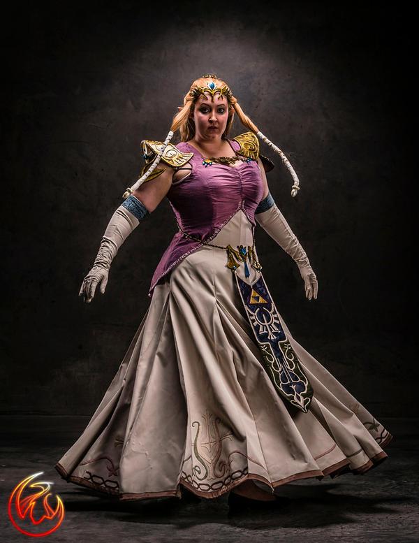 Zelda by Elrowiel