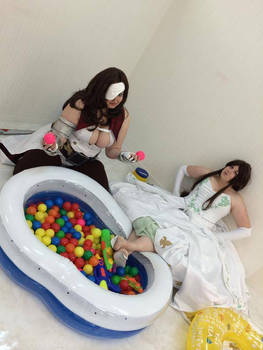Final Fantasy Ballpit
