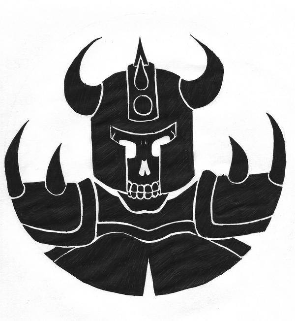 Black Knights Logo Design Dark Logo Images &...