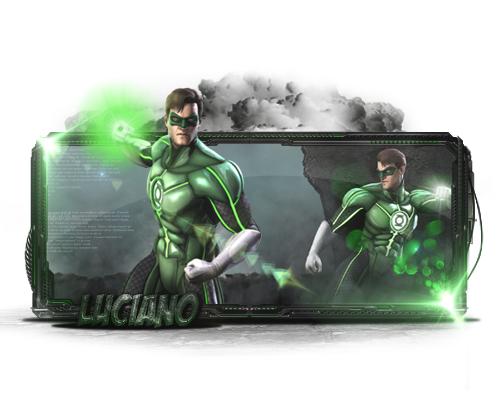 Green Lantern Green_lantern_by_luciano246br-d6dnewq