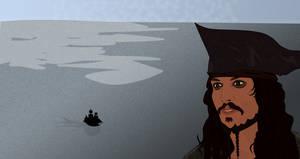 Jack Sparrow by Chicoria