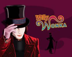 Willy Wonka by Chicoria