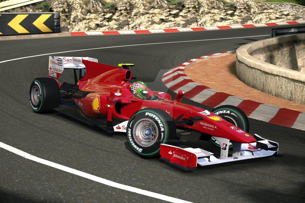 Ferrari F10 DR003 by DarthRaiden666 on DeviantArt