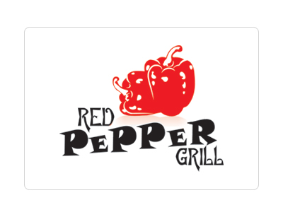 Red Pepper Grill Logo Design by artistsanju