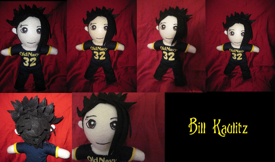 Little Bill Kaulitz by VilleVamp