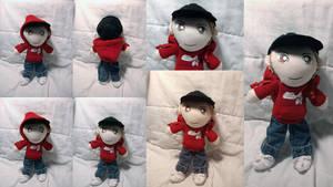 Gustav Tokio Hotel Doll
