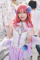Maki Nishikino - Whiteday Angel by sayouphongdu
