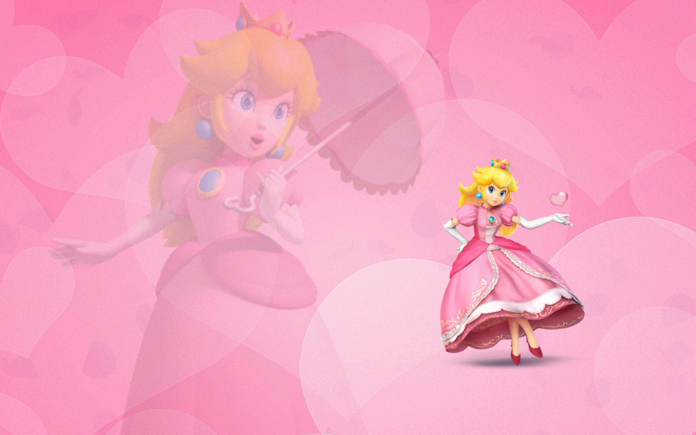 Princess Peach Queen Zelda Deviantart