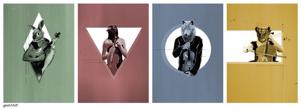 Quartet by WeaponXIX