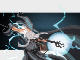 Gandalf by WeaponXIX
