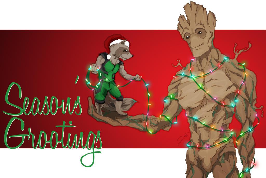 Season's Grootings by WeaponXIX
