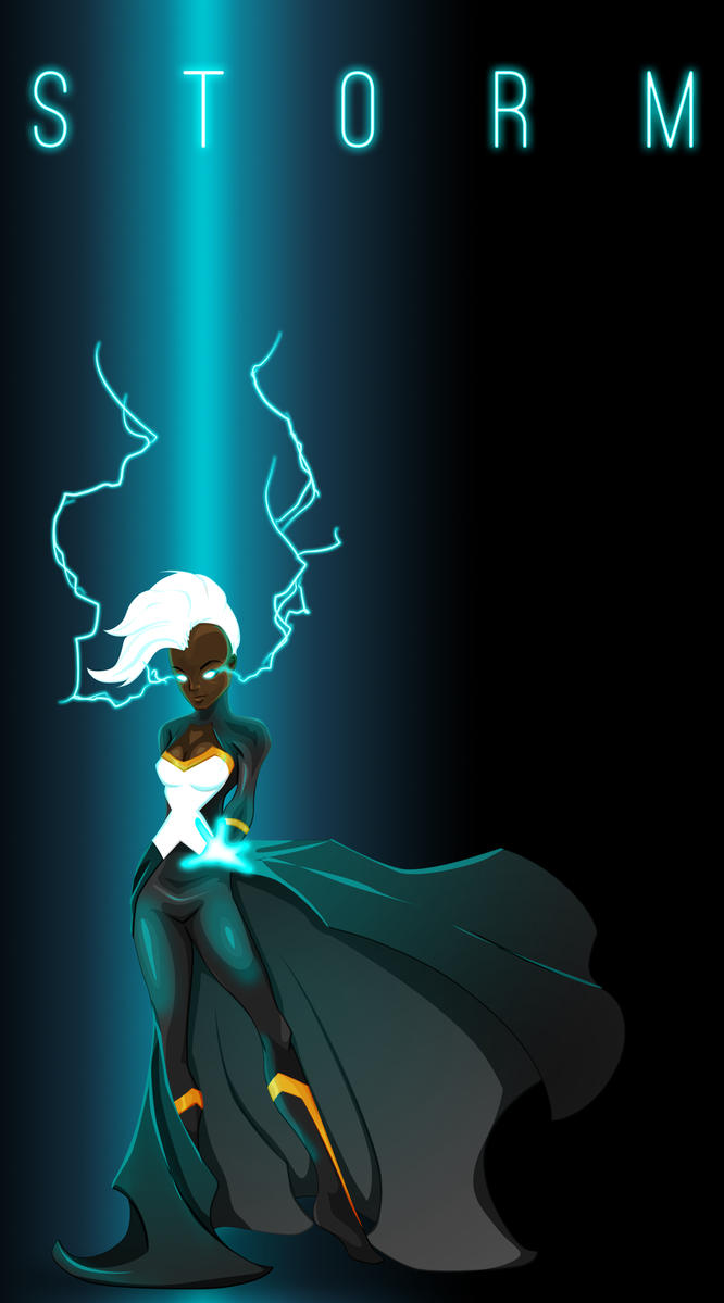 Storm by WeaponXIX