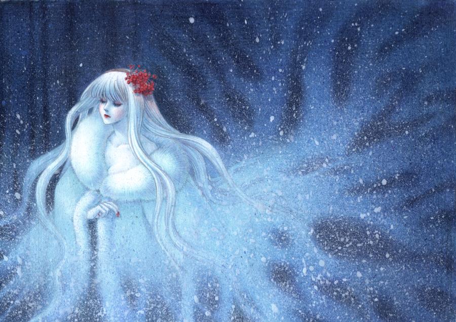Snowy Winter by PirateRu-Ru