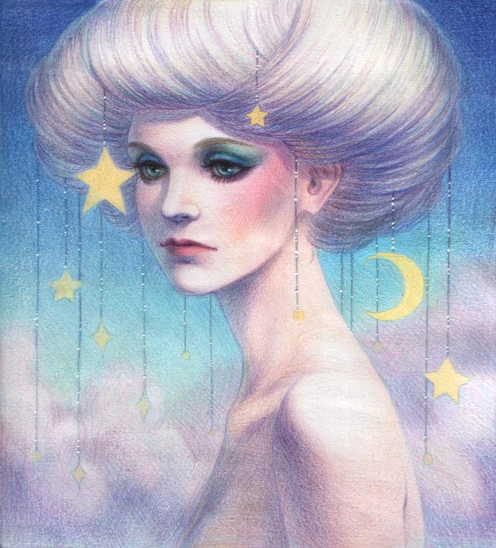 Like a moon by PirateRu-Ru