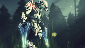 Halo Elite wallpaper.