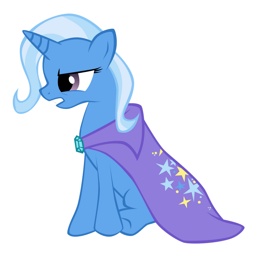 The Great and Powerful Trixie by nowego