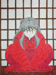 InuYasha by NuclearGirl