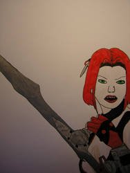 BloodRayne by NuclearGirl