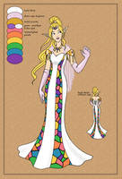 Zeldanime Design Contest - Royal by Tomecko