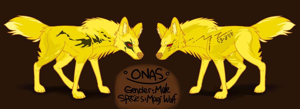 Onas by SpiritHoliday