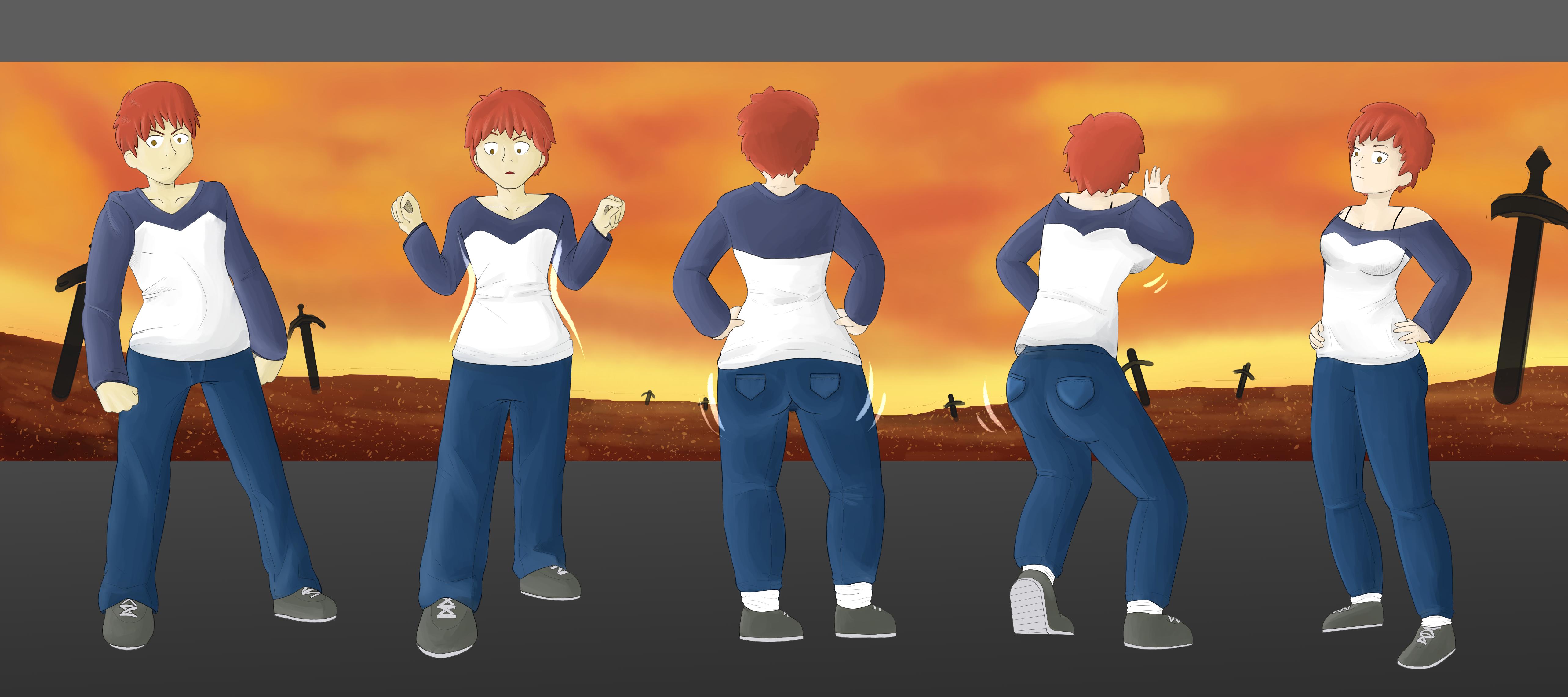 Fate TG: Shirou Emiya