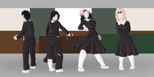 Ace to Joker: Ishigami to Fujiwara TG