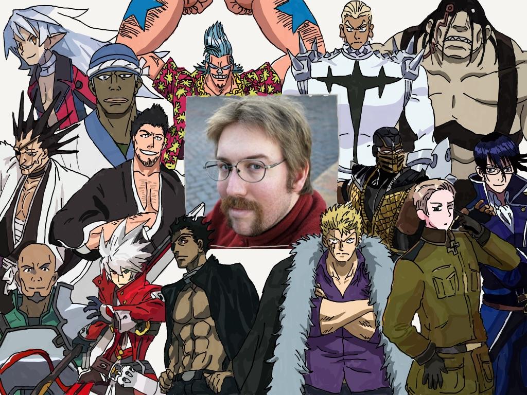 Patrick Seitz Characters