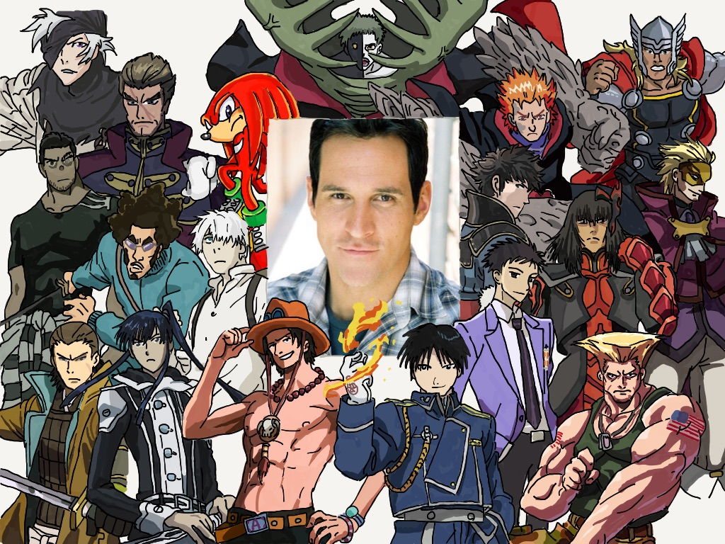 character compilation travis willingham by