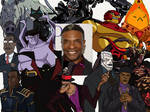 Character Compilation: Keith David