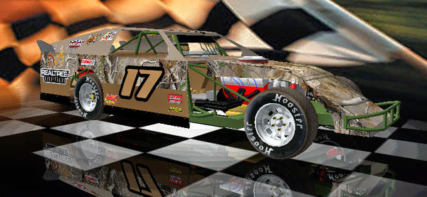 rFactor skin by Graphic43guy