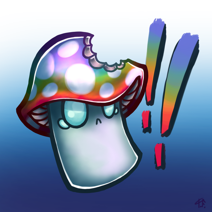 Nomshroom by T-Finbo