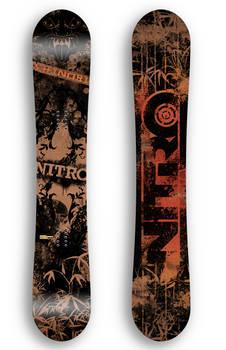 Nitro Snowboard Design
