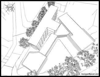 residencia v1.0 02 by FASARQ