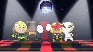 Ultimate Spider-man Chibi