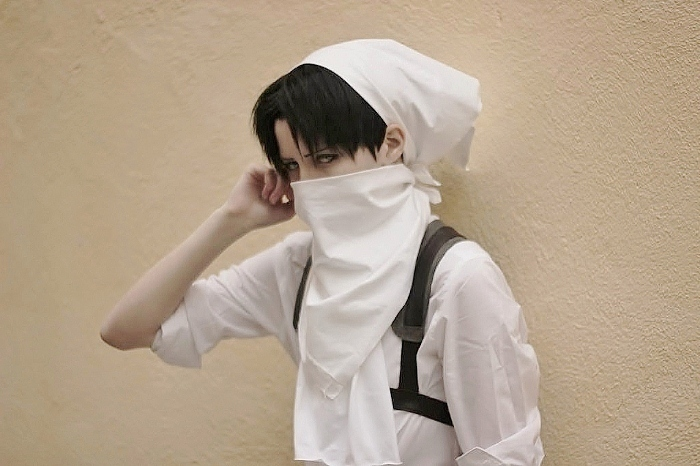 how to make 3dmg for levi cosplay