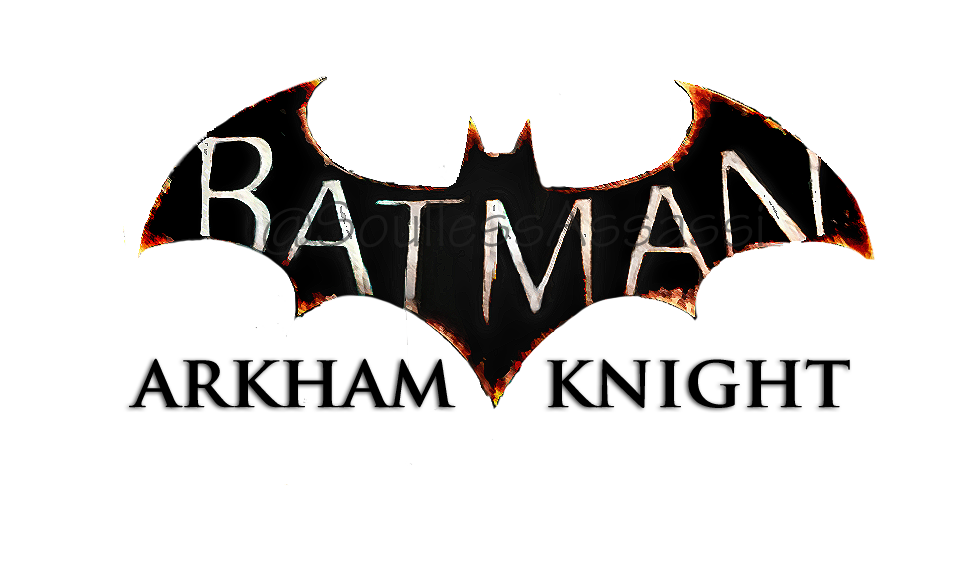 Batman Arkham Knight Logo Creation By Soulless Assassi