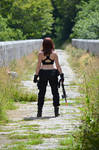 Black Widow: On Mission by AnnieKennexCosplay