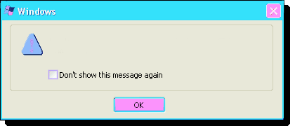 blank windows xp vaporwave textbox free to use by genderfurry on