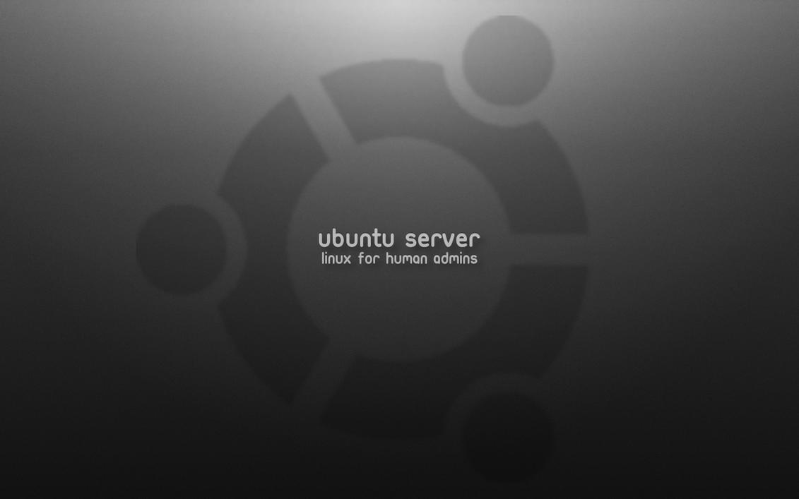 Ubuntu Server Wallpaper v5 by SirCrow on DeviantArt Ubuntu Server Wallpaper